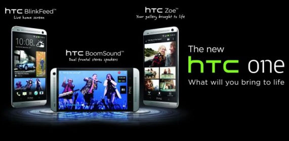 HTC One 801 with Beats Audio on sale now!
